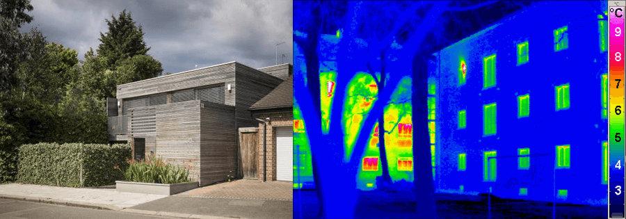 passive house, insulation, electric boiler vs oil boiler