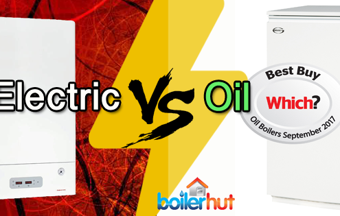 electric boiler vs oil boiler