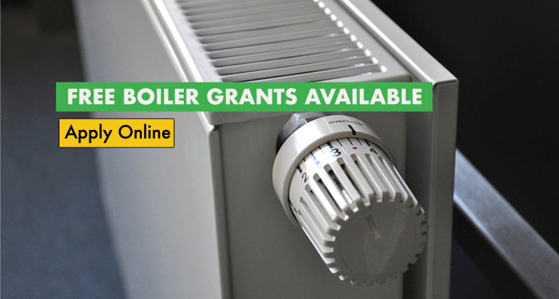 free boiler grants, broken boiler