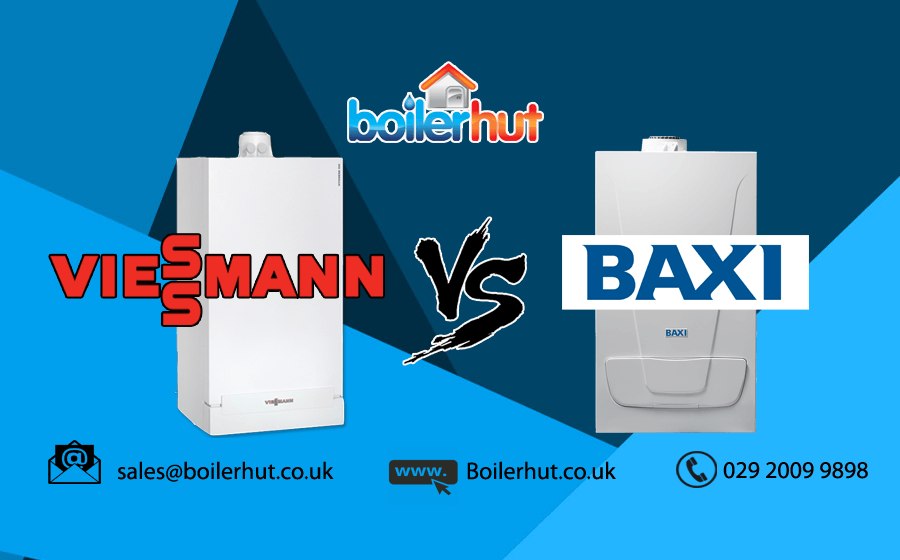 baxi vs viessmann | which is the better, more efficient condensing