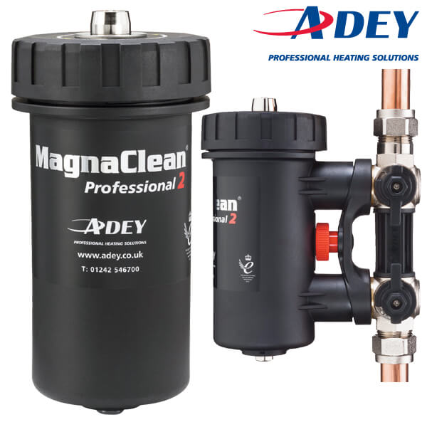 new boiler cost, magnetic filter