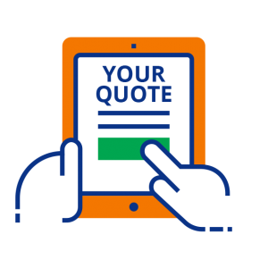 Receive a free quote