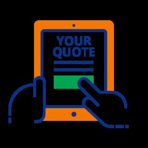 online boiler quote