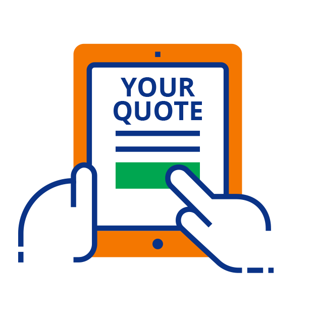Receive a free quote from a trained heating engineer