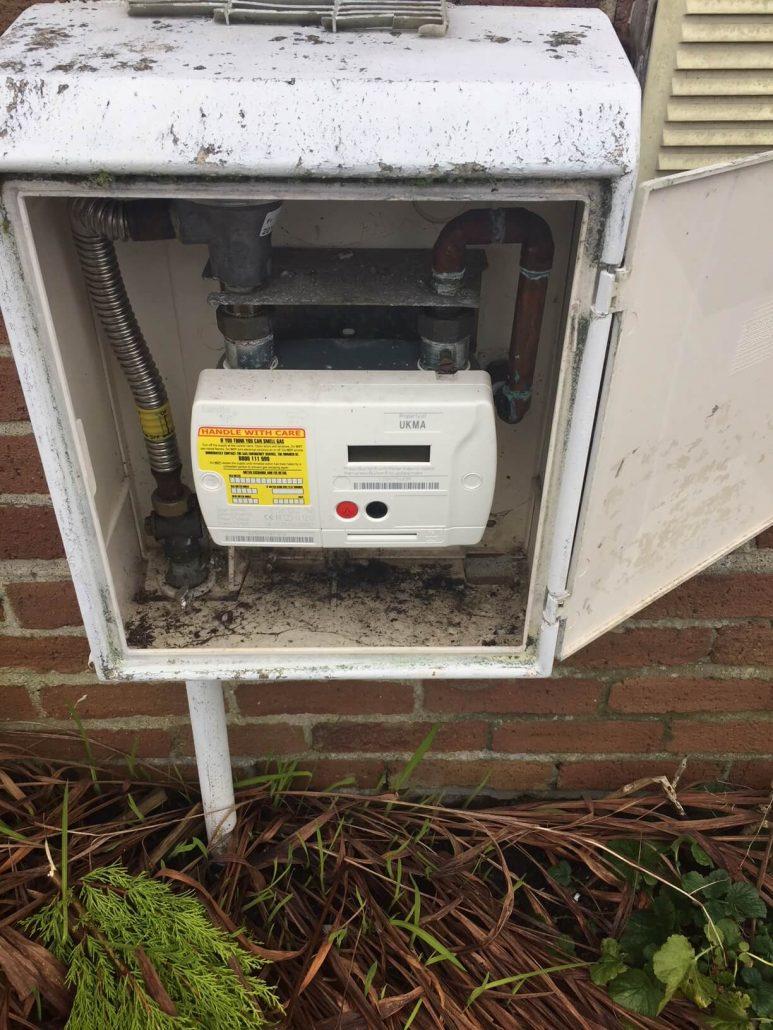 gas meter online boiler quote