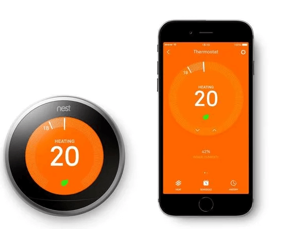 online boiler quote, nest thermostat