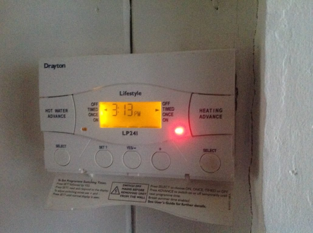 boiler photos page existing programmable roomstat