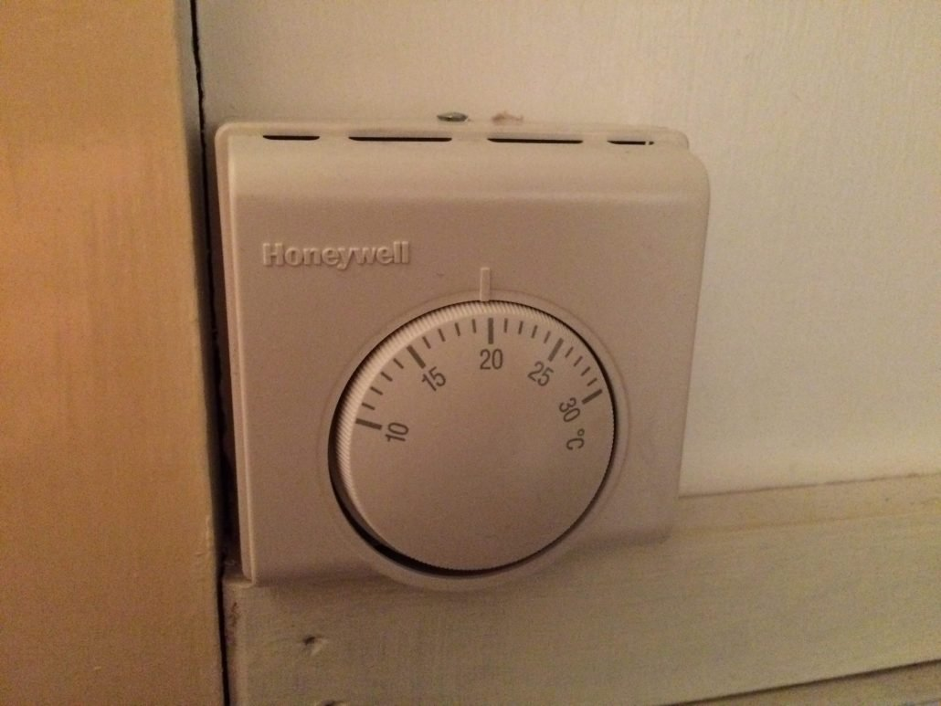 boiler quote photos thermostat