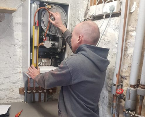 emergency boiler repair
