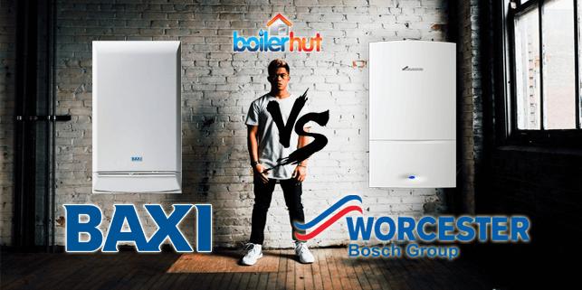 baxi vs worcester bosch boilers