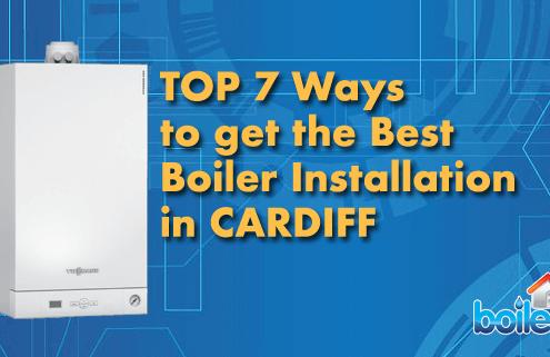 boiler installation cardiff
