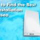 boiler installation swansea