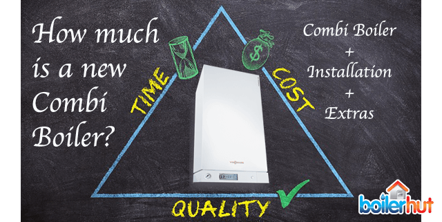 How Much is a New Combi Boiler | New Combi Boiler Price for Installation