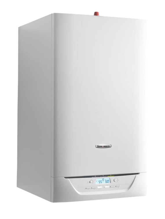 combi boiler with tank, glow worm