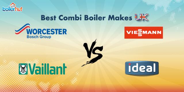 Combi Boiler Makes 2018   Best Combi Boiler Brands   Central Heating