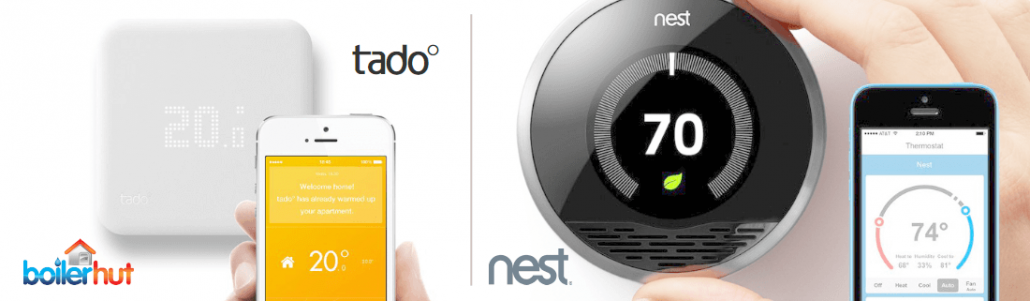 save money on energy bills with smart thermostats