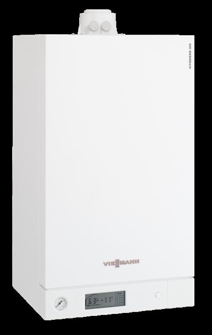 Viessmann Vitodens 100-W 30kW