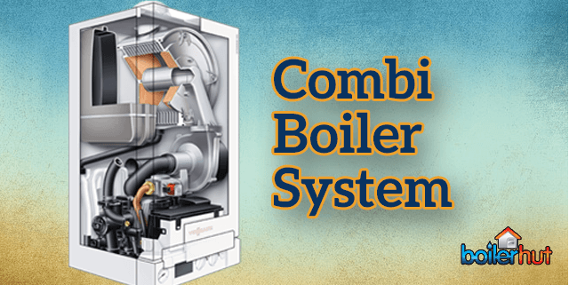 combi boiler system