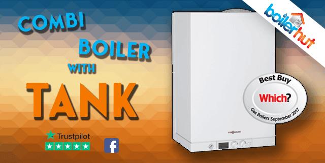 combi boiler with tank