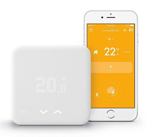 viessmann vitodens 050-w review, smart tado thermostat
