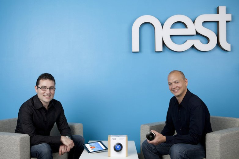 Nest Founders Tony Fadell and Matt Rogers