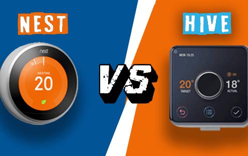 Nest vs Hive comparison
