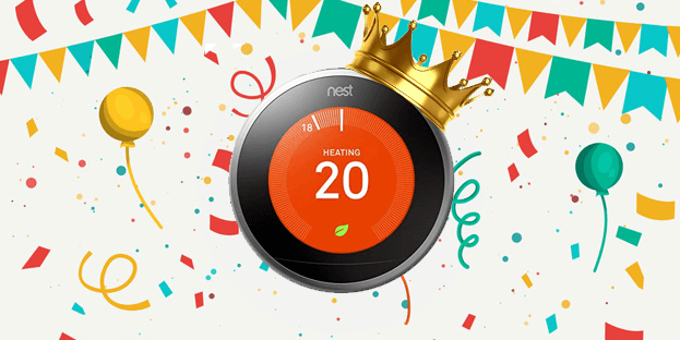 nest best thermostat