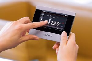 Viessmann User Interface