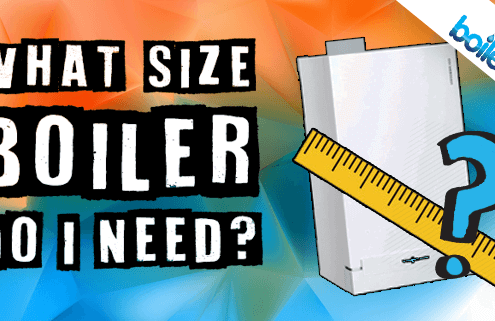 What size boiler do I need banner image