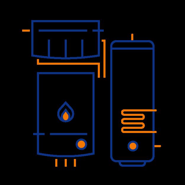 regular boiler