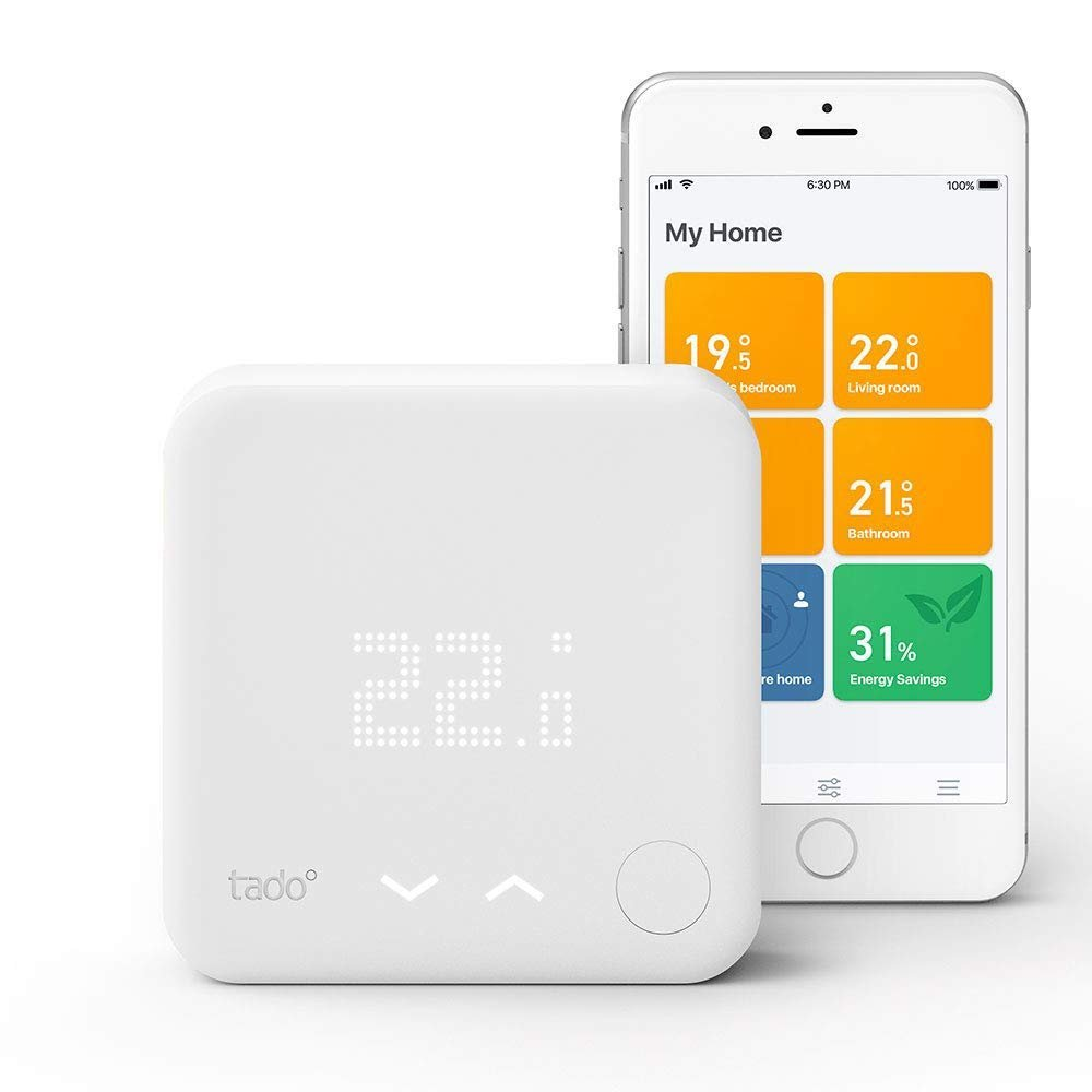 111-w uses the Tado thermostat