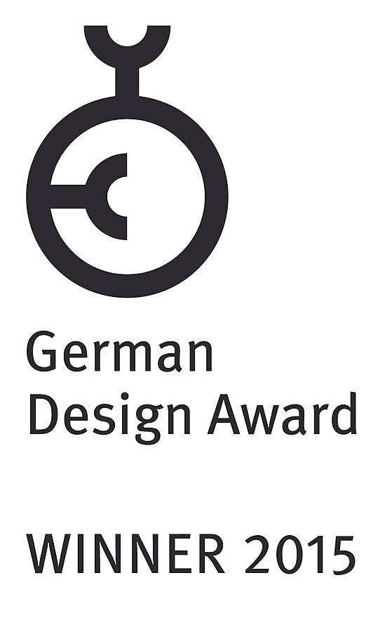 Viessmann won the german design award 2015