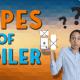 types of boiler