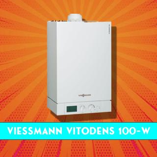 Viessmann Vitodens 100-w open vent boiler