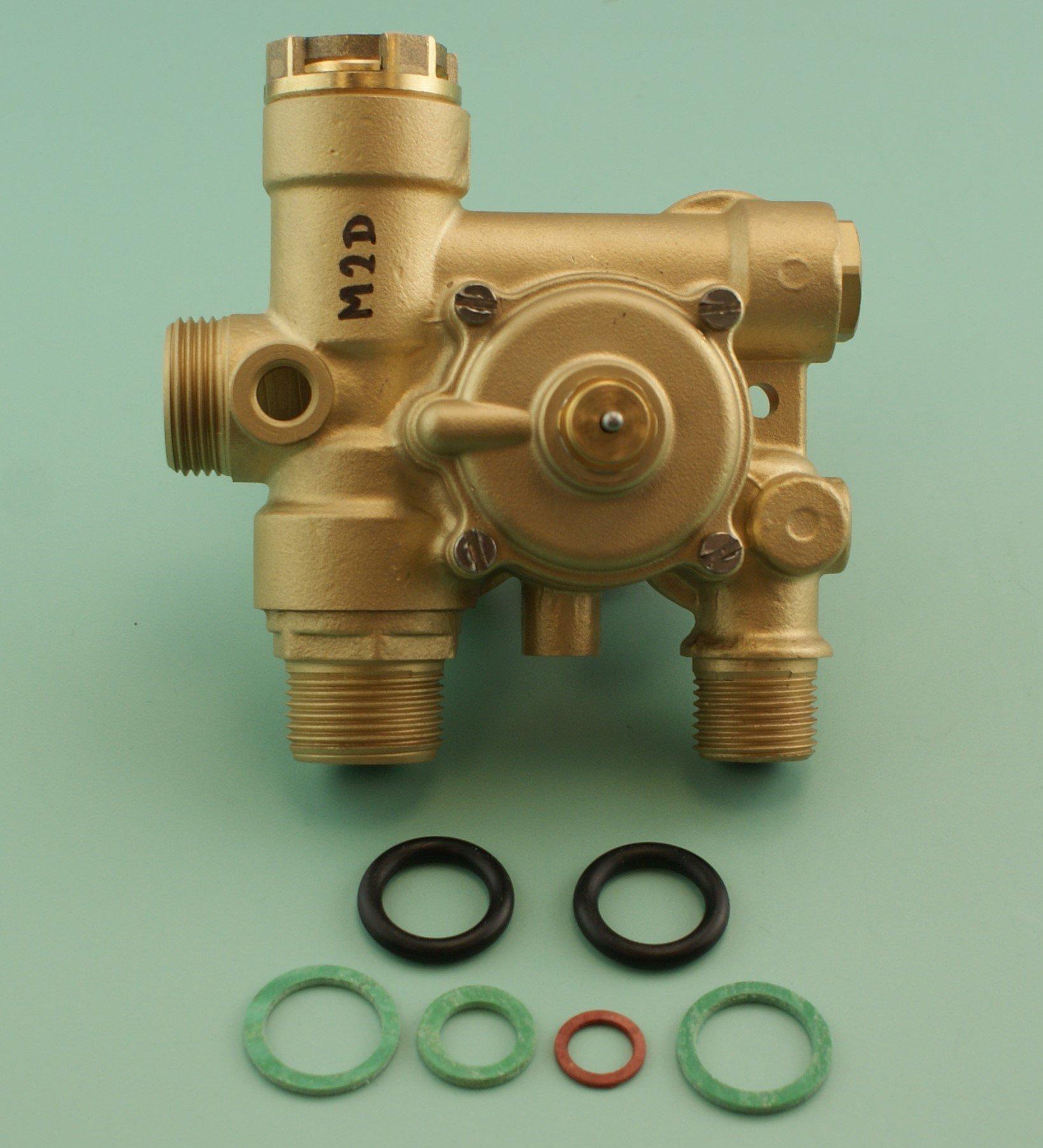 Ideal diverter valve