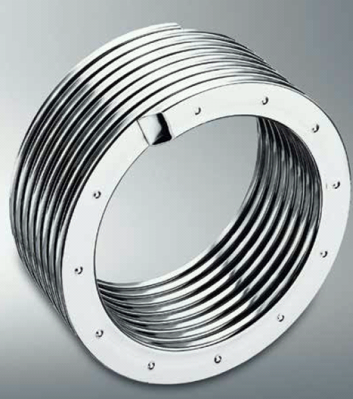 inox radial stainless steel heat exchanger