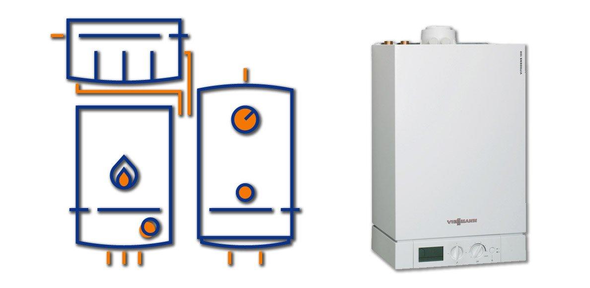 Cost of new regular boiler