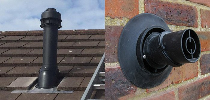 Cost of new boiler with flue position