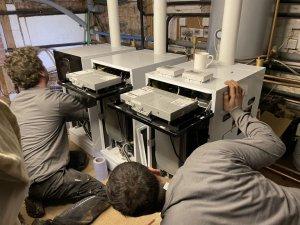Navien Oil Boiler Installation