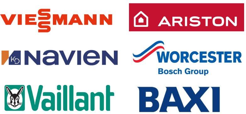 System boiler manufacturers