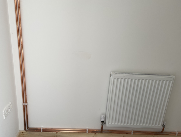 Full Central Heating Installation Case Study