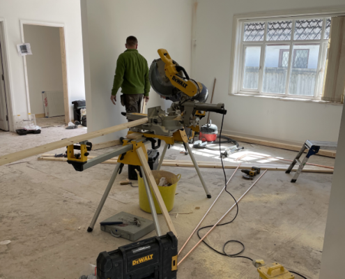 Full Central Heating Installation Cardiff