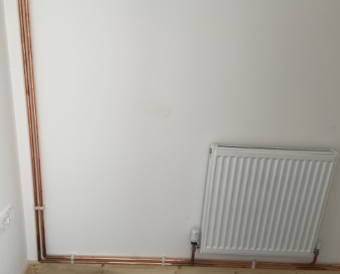 Ariston Clas ONE Gas Combi Boiler Installation