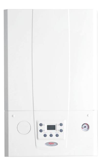 Alpha E-Tec Plus Boiler