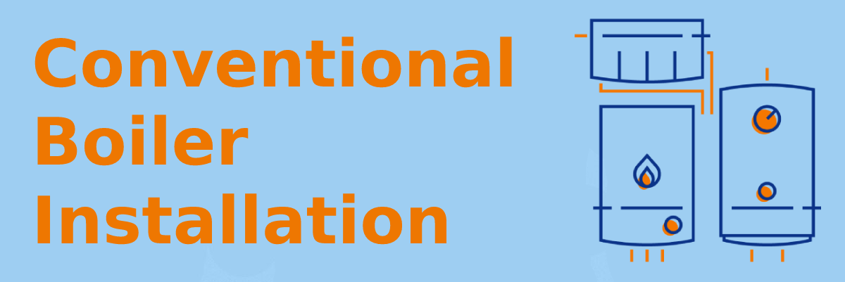 Conventional Boiler Installation