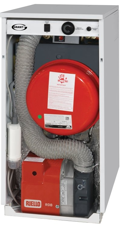 Grant Vortex Eco Oil Boiler-components