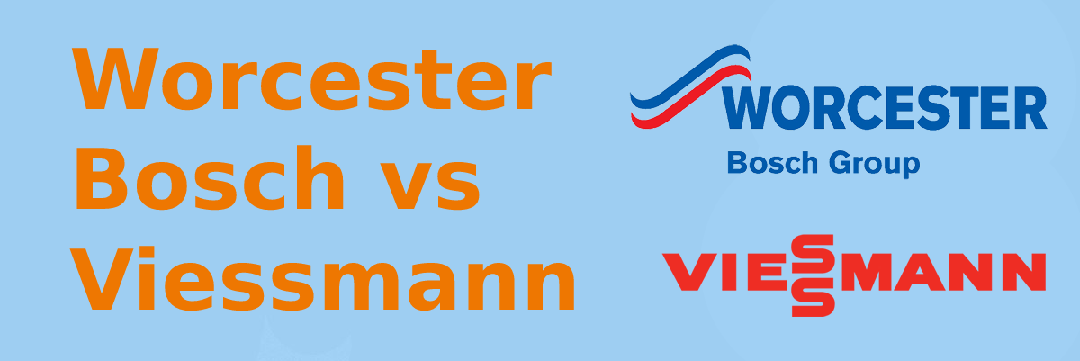 Worcester Bosch vs Viessmann