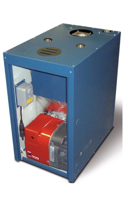Warmflow Agentis Boiler House Oil Boiler