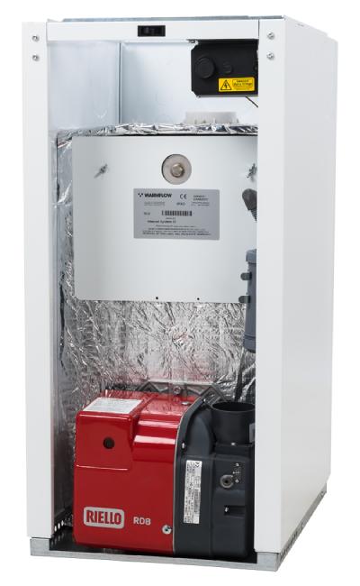 Warmflow Agentis Internal Oil Boiler